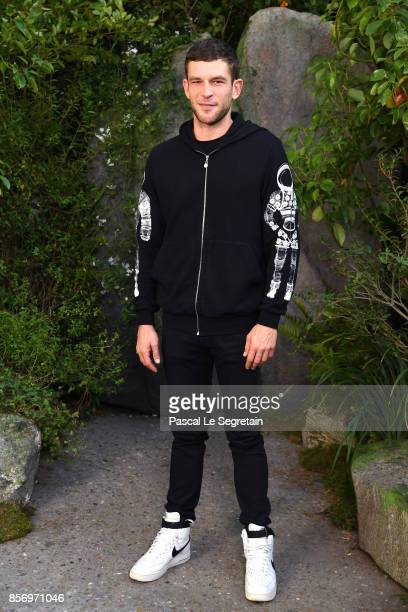 Arnaud Valois attends the Chanel show as part of the Paris Fashion Week Womenswear Spring/Summer 2018 on October 3 2017 in Paris France
