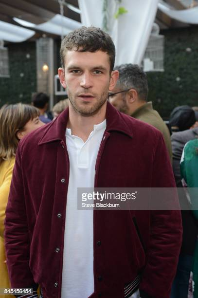 Arnaud Valois attends The Orchard Party Celebrates Films at TIFF during the Toronto International Film Festival at Maison Mercer on September 10 2017...