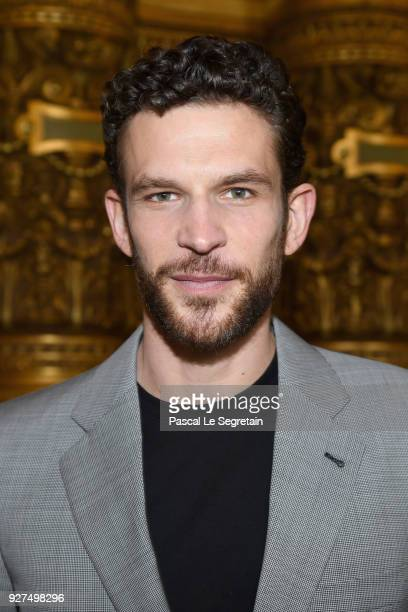 Arnaud Valois attends the Stella McCartney show as part of the Paris Fashion Week Womenswear Fall/Winter 2018/2019 on March 5 2018 in Paris France