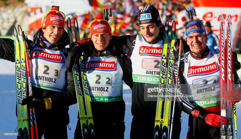 E.ON IBU Biathlon World Cup - Men's 4x7.5 km Relay
