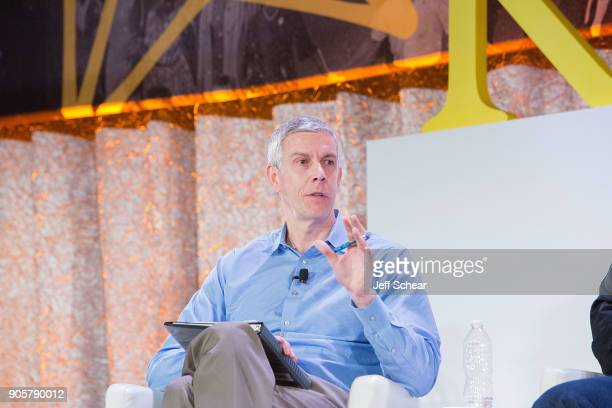 Arne Duncan Managing Partner Emerson Collective Former US Secretary Of Education was among the advocates speaking at The Kennedy Forum National...