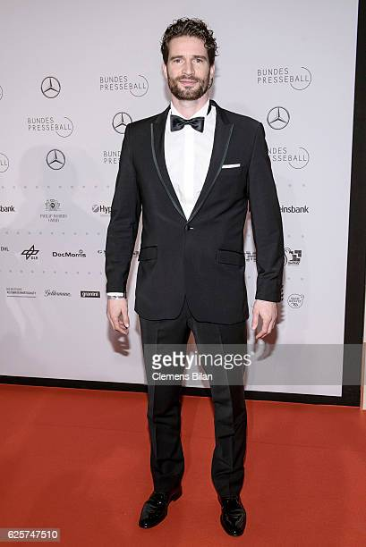 Arne Friedrich attends the 65th Bundespresseball at Hotel Adlon on November 25 2016 in Berlin Germany