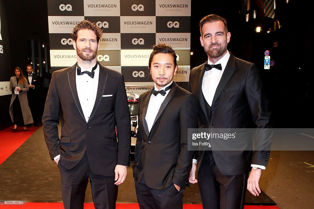 Red Carpet Arrivals - GQ Men Of The Year Award 2016