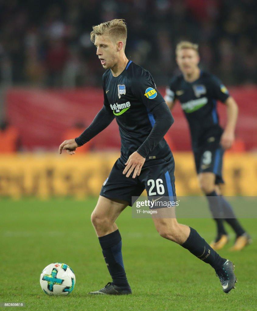 1. FC Koeln v Hertha BSC - Bundesliga : Nachrichtenfoto