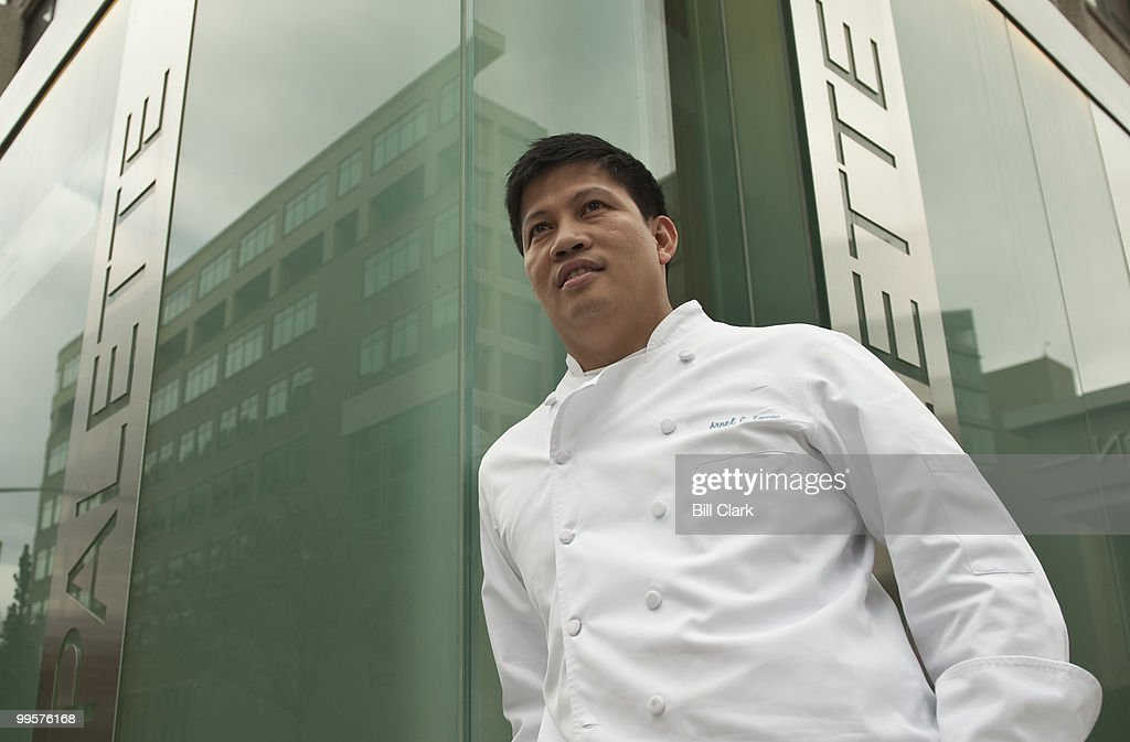 Arnel Esposo is Executive Sous Chef at Palette restaurant at the Madison Hotel in Washington, DC.