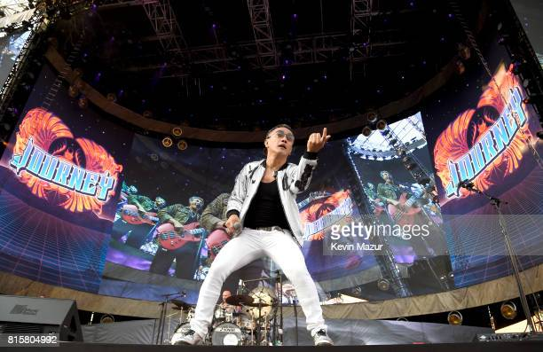Arnel Pineda Stock Photos and Pictures | Getty Images