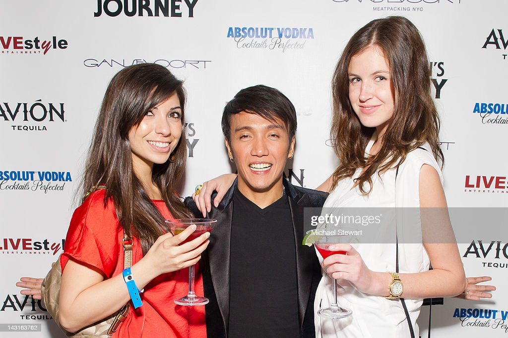 Arnel Pineda of the band Journey and guests attend the ...