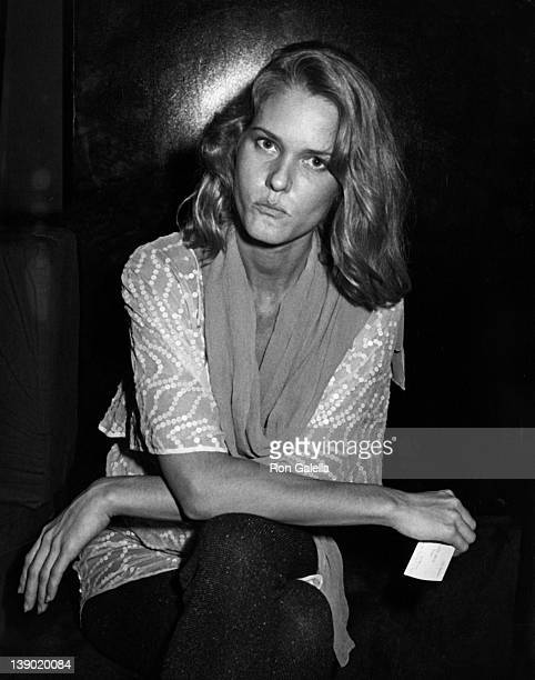 Arnella Flynn attends the premiere party for The Elephant Man on October 2 1980 at Magique in New York City