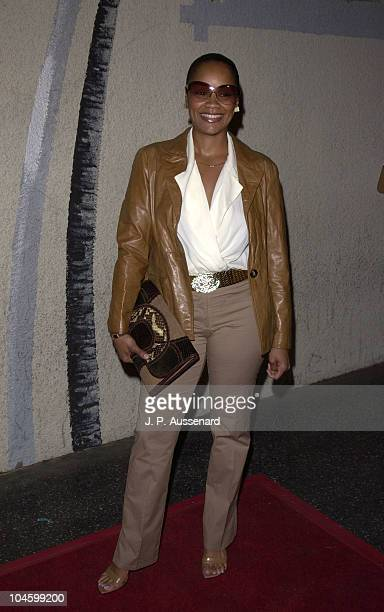 Arnelle Simpson during Essence Hollywood Issue Party at Deep in Hollywood California United States