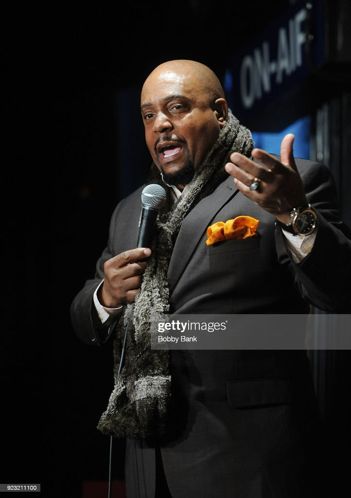 Arnez J Performs At The Stress Factory Comedy Club