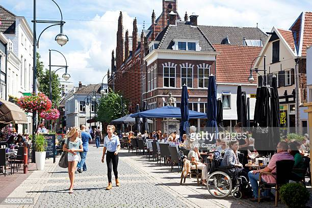 arnhem - pavement cafe stock pictures, royalty-free photos & images