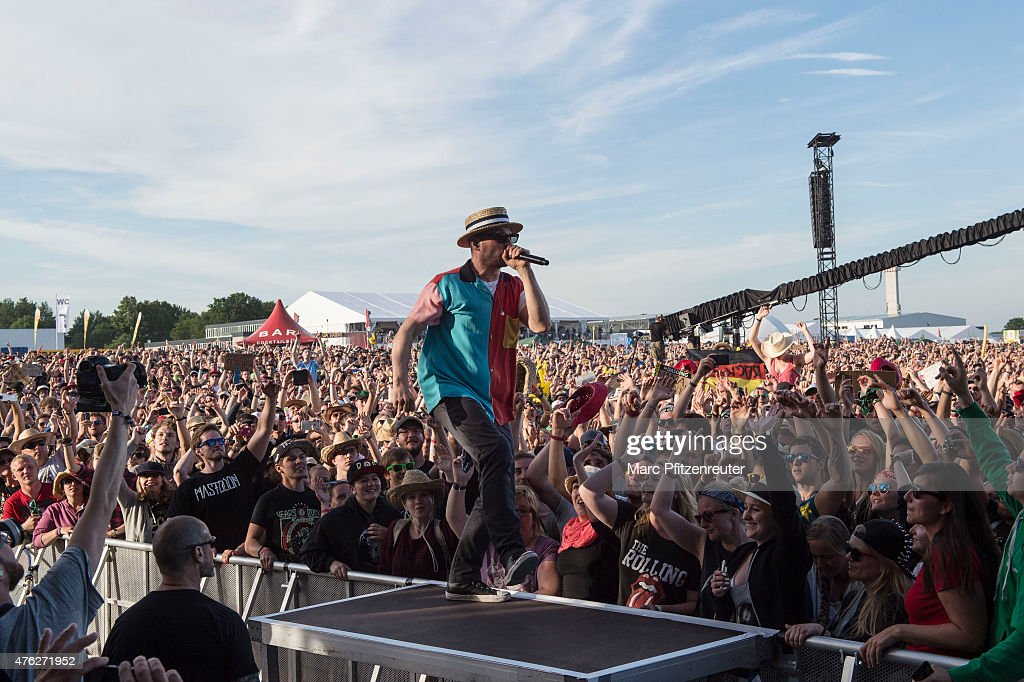 Rock Am Ring 2015 - Day 3 : ニュース写真