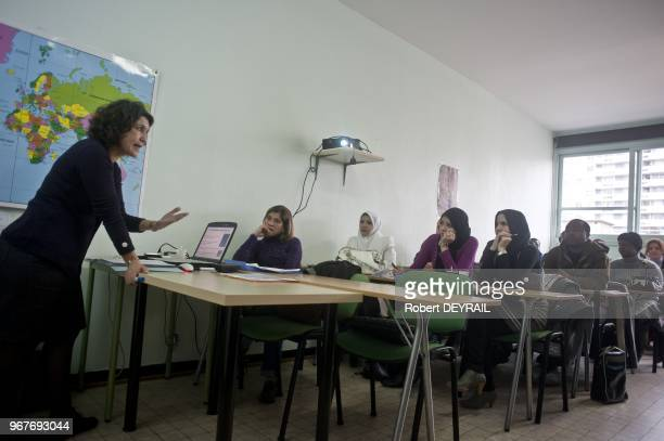 Arno klarsfeld stock photos and pictures getty images - Ofii office francais immigration integration ...