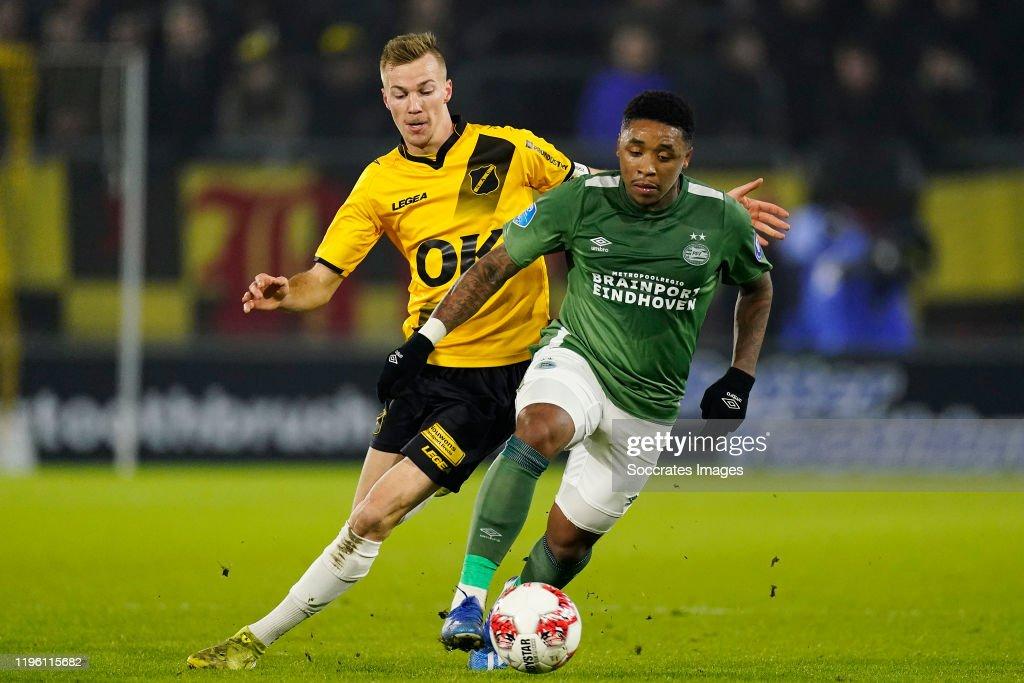 NAC Breda v PSV - Dutch KNVB Beker : News Photo