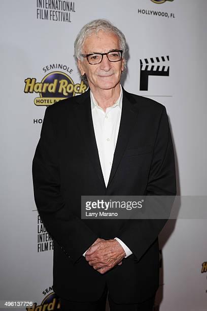 Arnold Grossman attends the Fort Lauderdale International Film Festival Opening Night at Seminole Hard Rock Hotel on November 6 2015 in Hollywood...