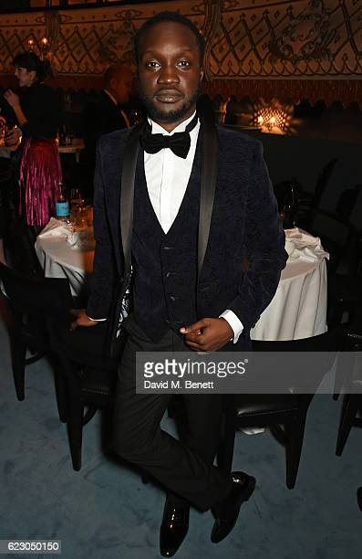 Arnold Oceng attends The 62nd London Evening Standard Theatre Awards after party recognising excellence from across the world of theatre and beyond...