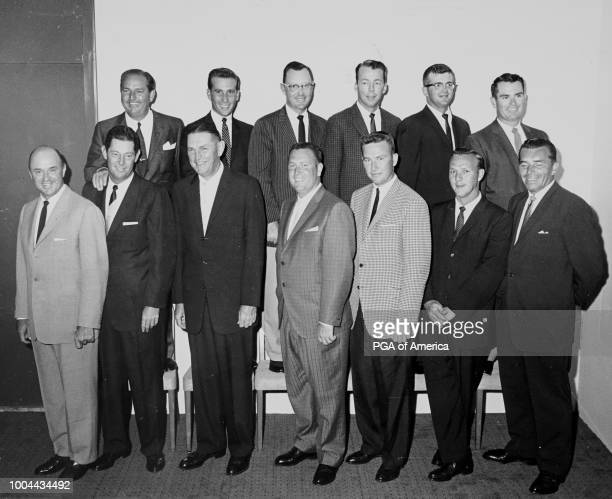 Arnold Palmer with Wilson Qualifiers including Sam Snead Cary Middlecoff Jim Ferrier Billy Casper Jr Rex Baxter Julius Boros Claude harmon Dave Marr...