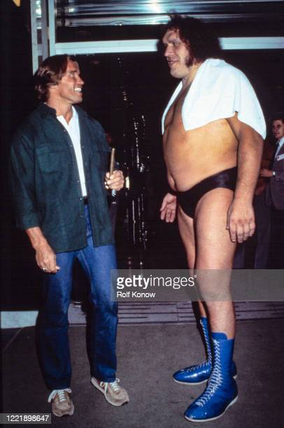 1 102 Andre The Giant Photos And Premium High Res Pictures Getty Images