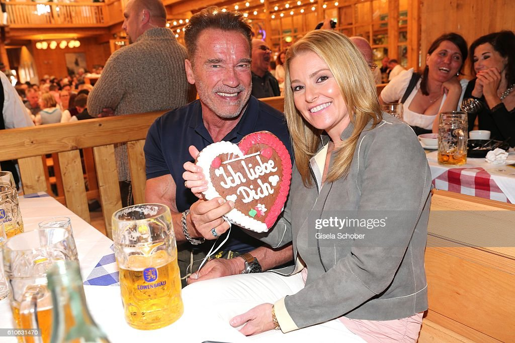 Celebrities At Oktoberfest 2016 - Day 11