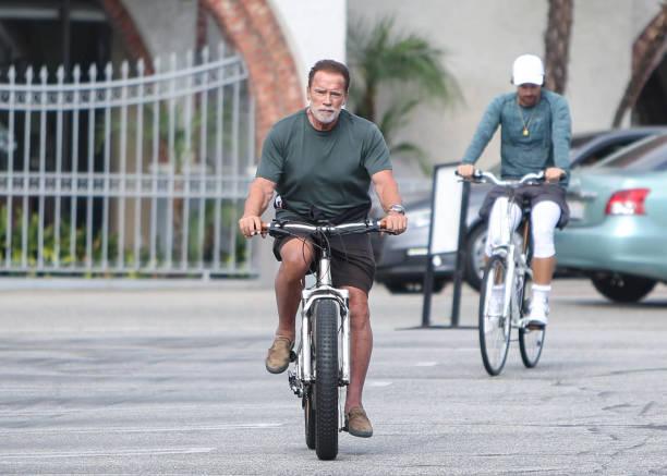 CA: Celebrity Sightings In Los Angeles - July 14, 2020