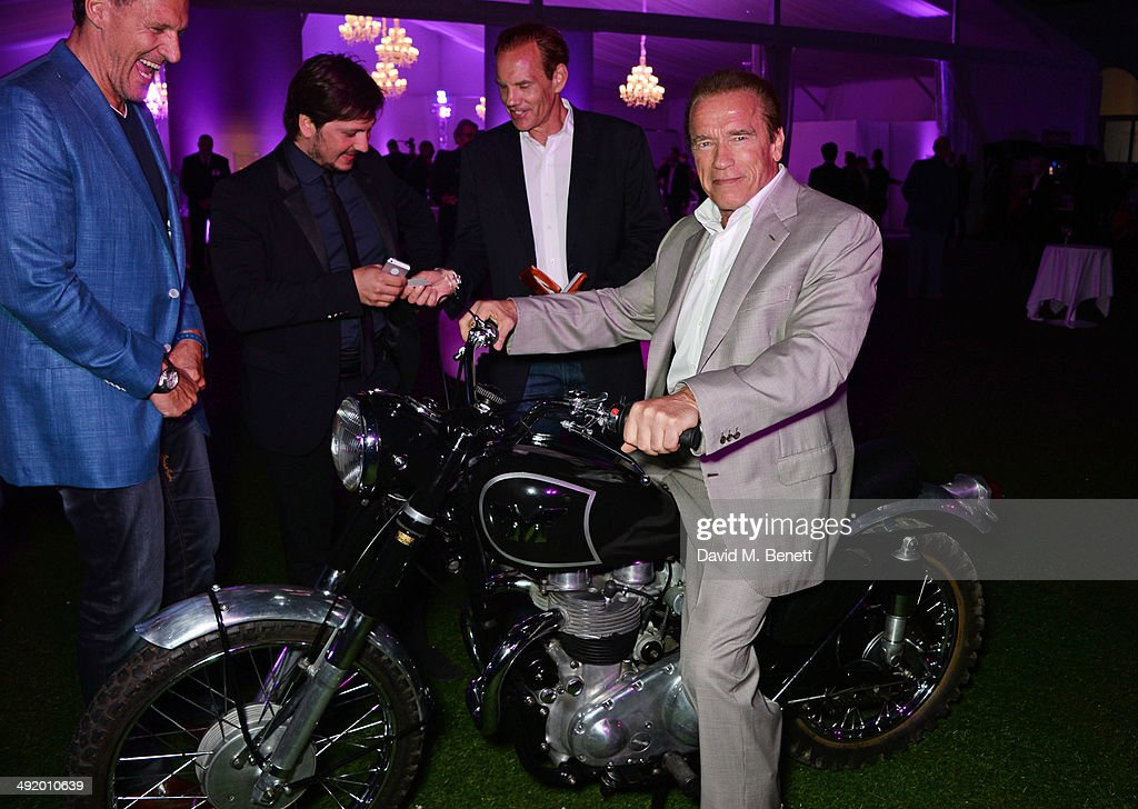 Expendables 3 Dinner and Party