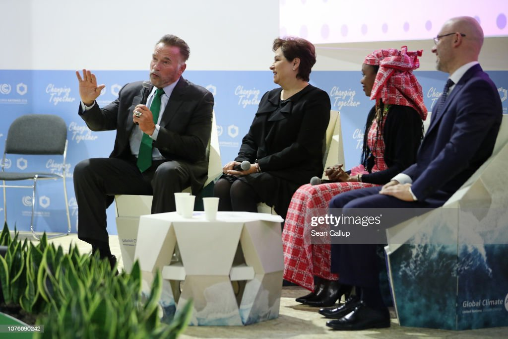 COP 24 United Nations Climate Conference Opens In Poland : News Photo