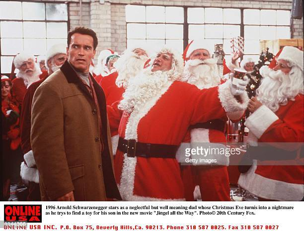 Arnold Schwarzenegger stars as a neglectful but well meaning dad, whose Christmas Eve turns into a nightmare as he tries to find a toy for his son in...