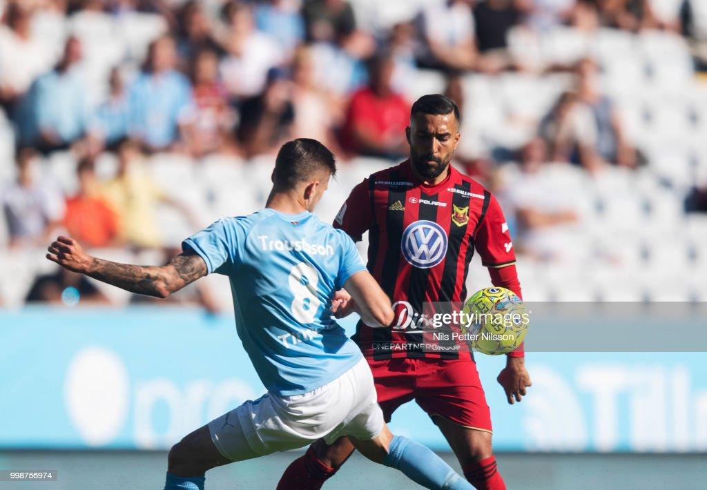 Malmo FF v Ostersunds FK - Allsvenskan