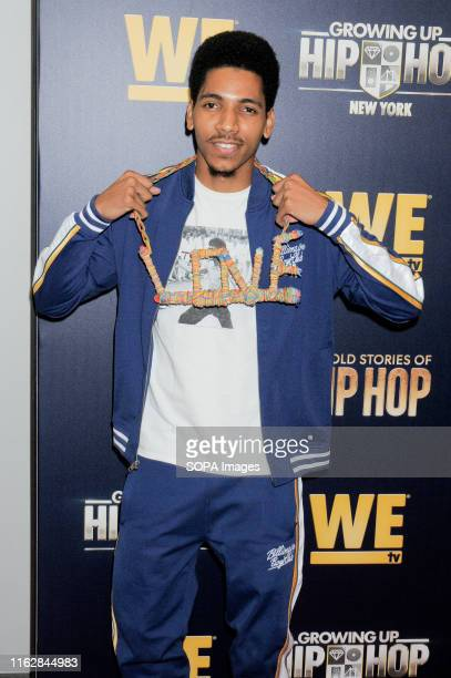 Arnstar attends the Growing Up Hip Hop, New York and Untold Stories of Hip Hop event at the Paley Center in New York City.