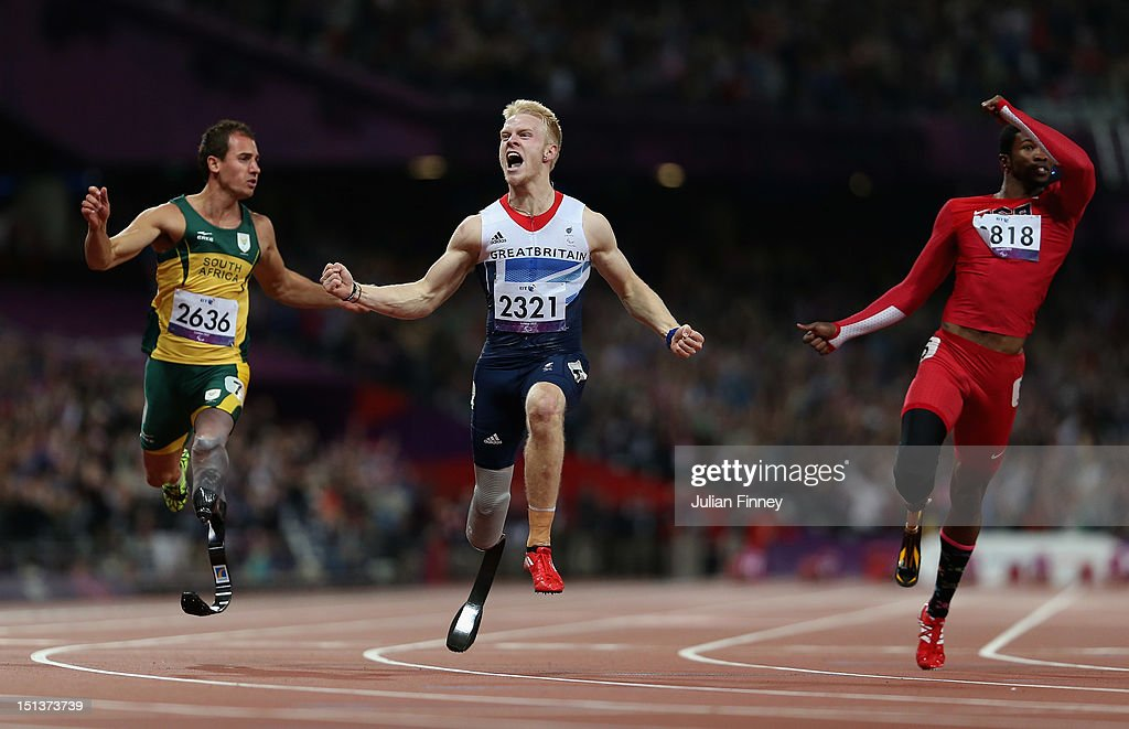 2012 London Paralympics - Day 8 - Athletics : Foto jornalística