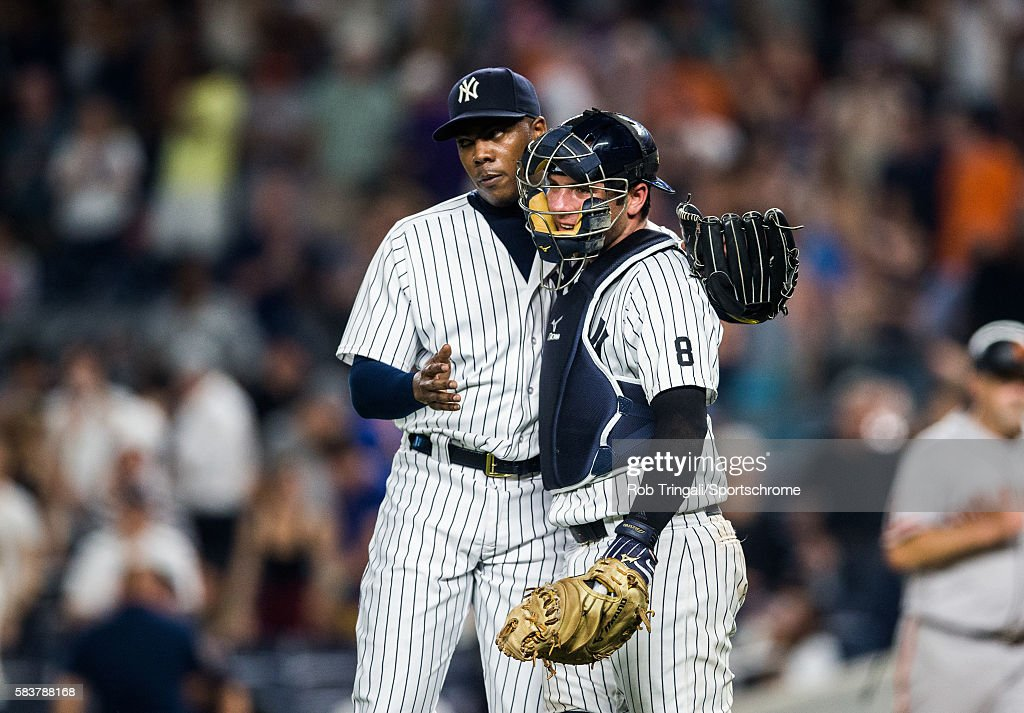 San Francisco Giants v New York Yankees : News Photo