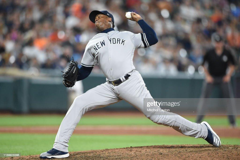 New York Yankees v Baltimore Orioles : ニュース写真
