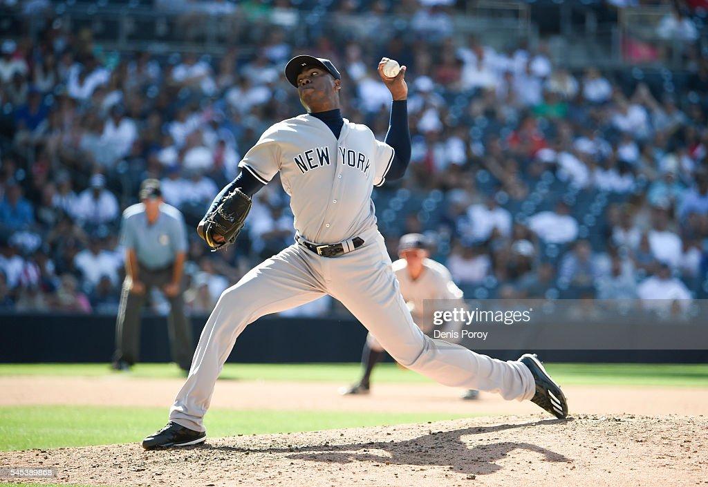 New York Yankees v San Diego Padres : News Photo