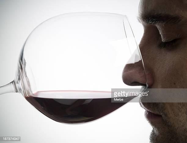 aroma in wine