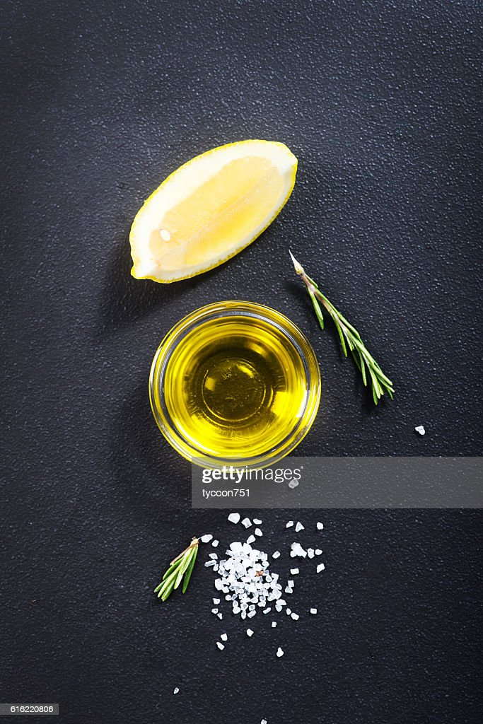 aroma spice on a table : Foto stock