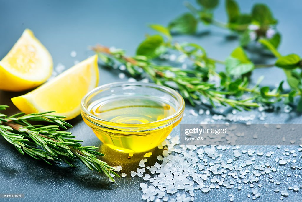 aroma spice on a table : Stock Photo