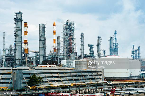 Aromatics Recovery at Petrochemcial Refinery