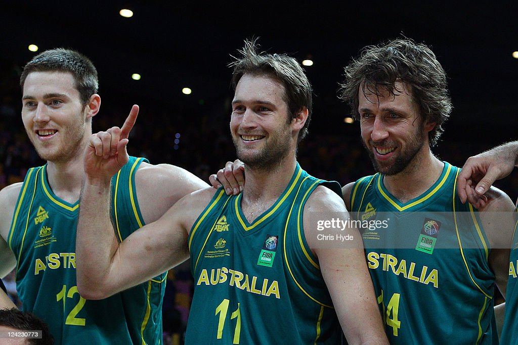 Boomers v Tall Blacks: Game 2