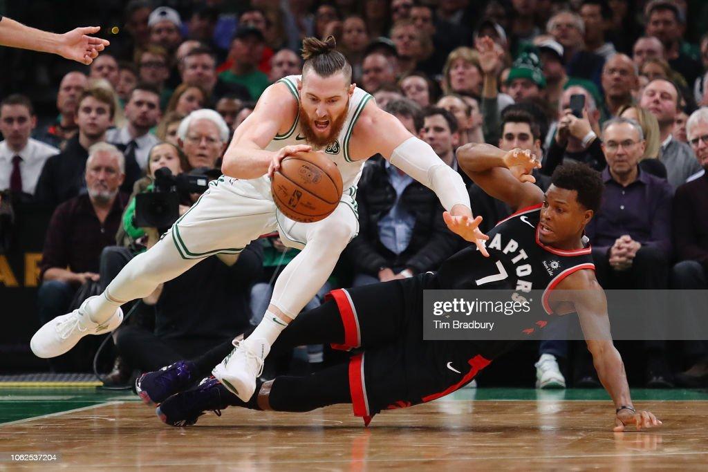 Toronto Raptors v Boston Celtics : News Photo