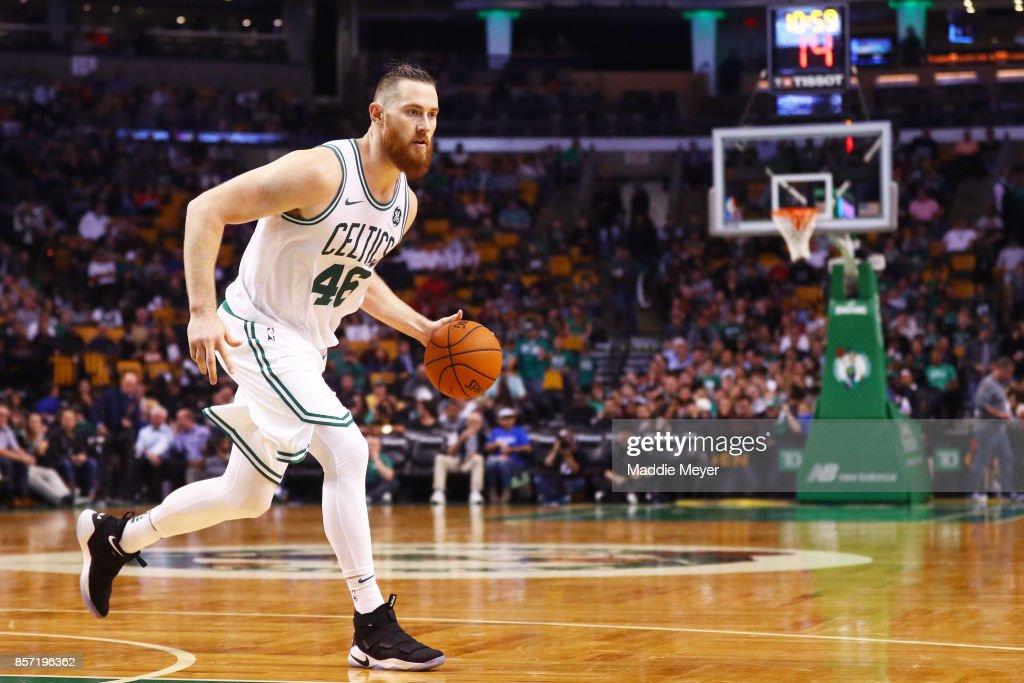 Charlotte Hornets v Boston Celtics : News Photo