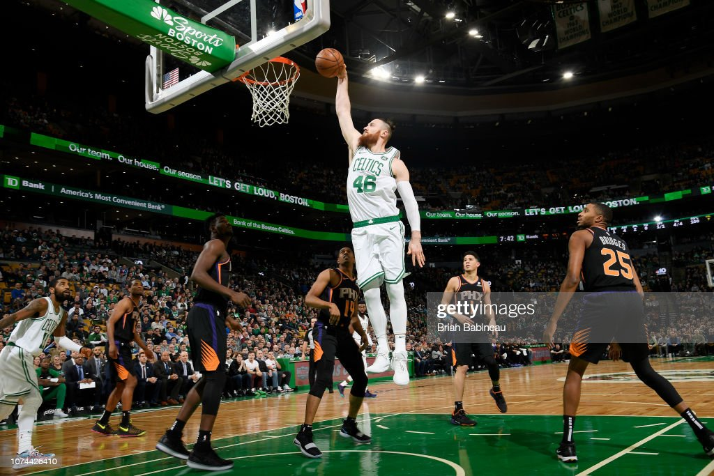 Phoenix Suns v Boston Celtics : News Photo