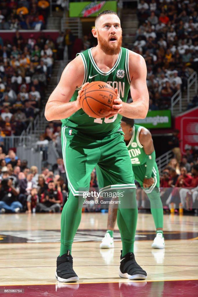 Boston Celtics v Cleveland Cavaliers : News Photo