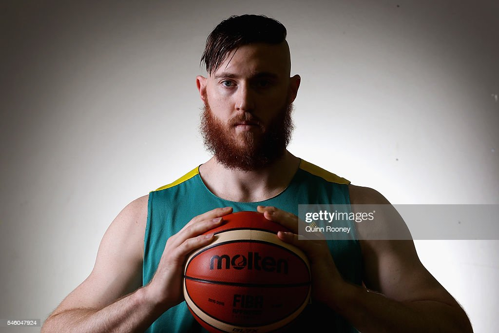 Australian Olympic Games Men's Basketball Team Announcement : News Photo