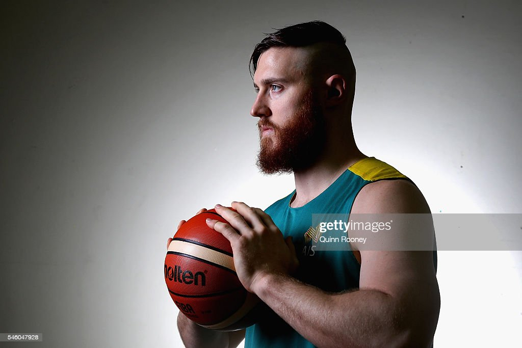 Australian Olympic Games Men's Basketball Team Announcement : News Photo