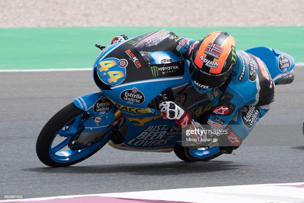 MotoGP of Qatar - Free Practice