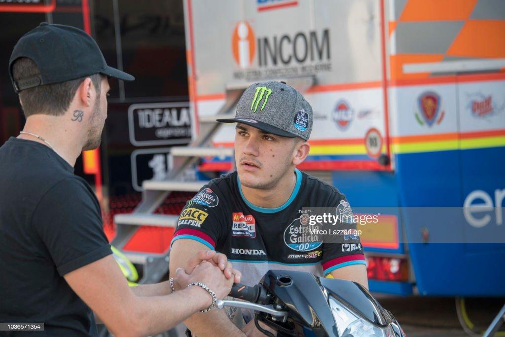MotoGP of Aragon - Previews