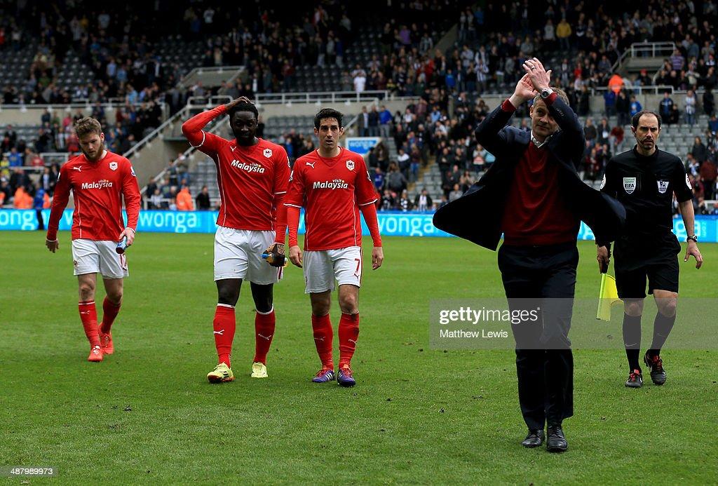 Newcastle United v Cardiff City - Premier League