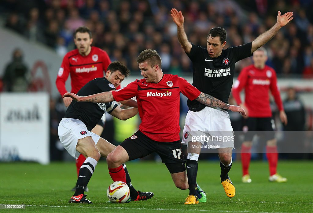 Cardiff City v Charlton Athletic - npower Championship