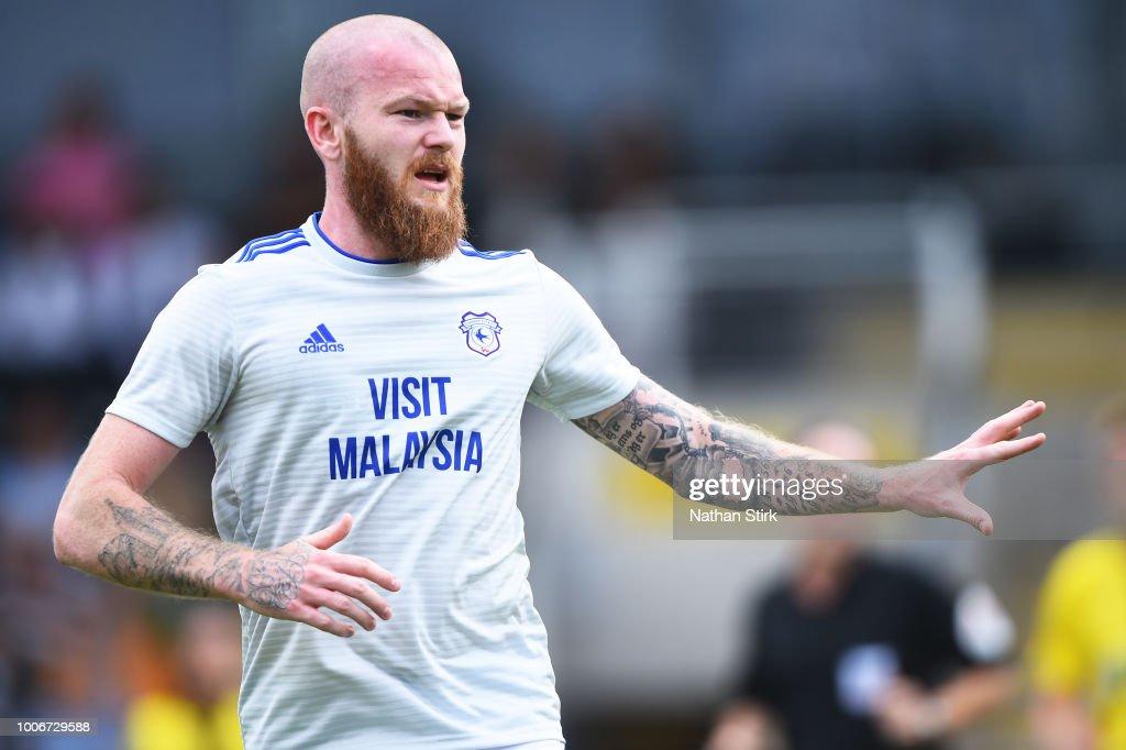 Burton Albion v Cardiff City - Pre-Season Friendly : News Photo