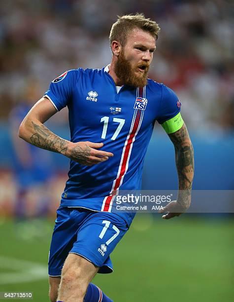 Aron Gunnarsson Fifa 16